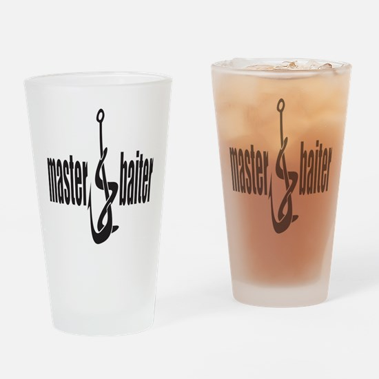 Master Baiter Pint Glass