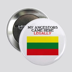 """Lithuanian Heritage 2.25"""" Button (10 pack)"""