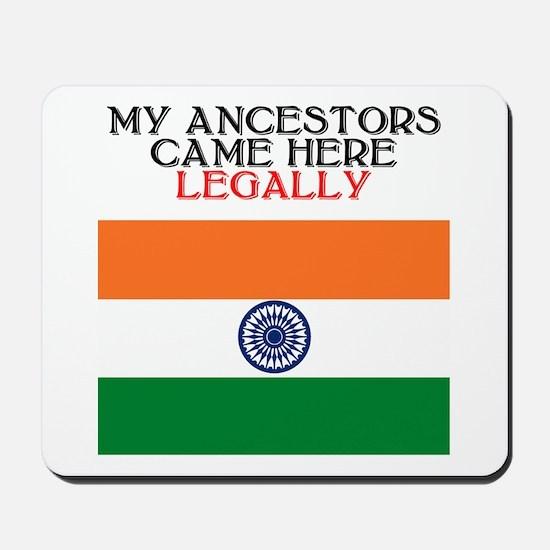 Indian Heritage Mousepad