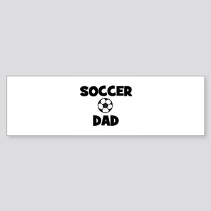 Soccer Dad Bumper Sticker