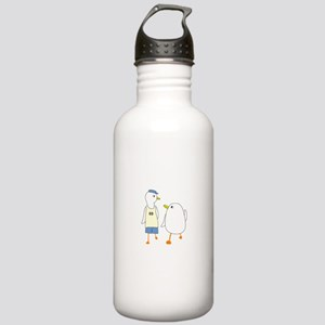 Jogging Pals Stainless Water Bottle 1.0L
