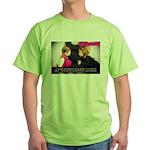 Douglas Collins poster #2 Green T-Shirt