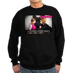 Douglas Collins poster #2 Sweatshirt (dark)