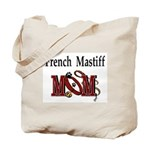 French Mastiff Tote Bag