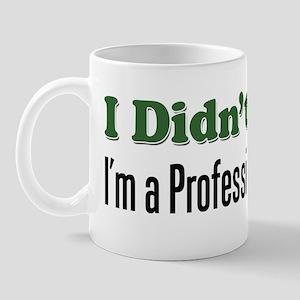 Professional Grandpa Mug