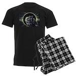 Portent Men's Dark Pajamas