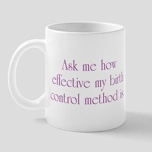Birth Control Mug