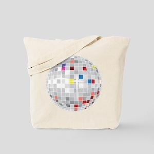 disco ball Tote Bag
