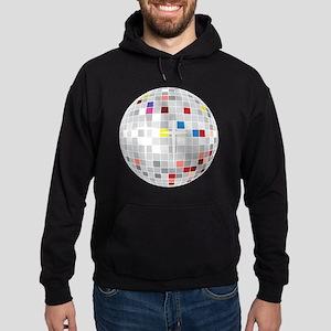 disco ball Hoodie (dark)
