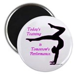 Gymnastics Magnet - Training