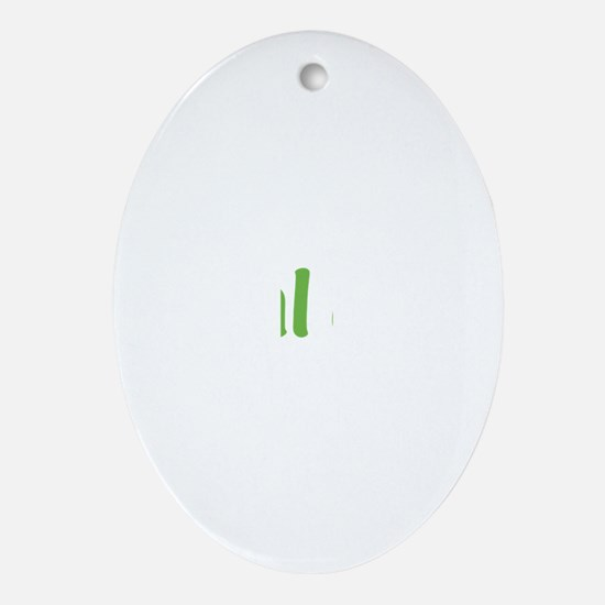Cereal Dater Ornament (Oval)