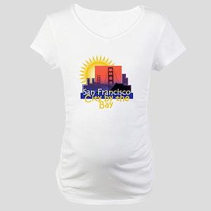 San Francisco Maternity T-Shirt