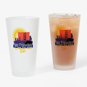 San Francisco Pint Glass