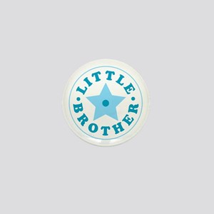 Little Brother Star Mini Button
