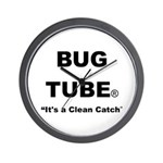 Bug Tube Wall Clock
