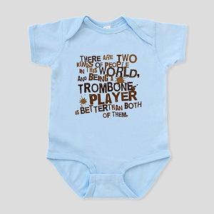 Trombone Player Infant Bodysuit