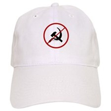 Sickle & Hammer No Communists Cap