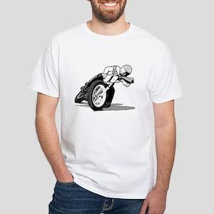 The Mile White T-Shirt