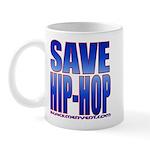 Save Hip-Hop Mug