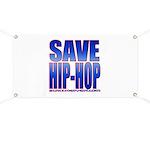 Save Hip-Hop Banner
