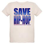 Save Hip-Hop Organic Kids T-Shirt