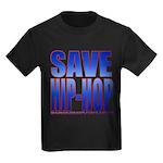 Save Hip-Hop Kids Dark T-Shirt
