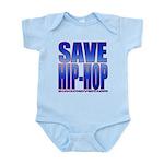 Save Hip-Hop Infant Bodysuit