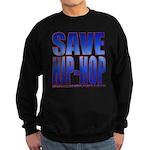 Save Hip-Hop Sweatshirt (dark)
