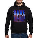 Save Hip-Hop Hoodie (dark)