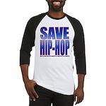 Save Hip-Hop Baseball Jersey