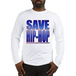 Save Hip-Hop Long Sleeve T-Shirt