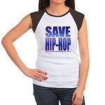Save Hip-Hop Women's Cap Sleeve T-Shirt