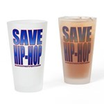 Save Hip-Hop Pint Glass