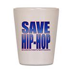 Save Hip-Hop Shot Glass