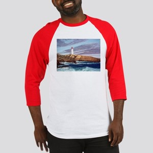 Peggy's Cove Lighthouse Baseball Jersey