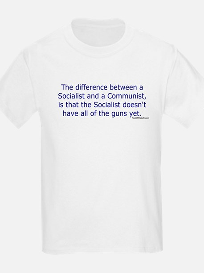 Socialist and Communist T-Shirt