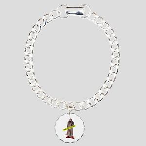 Crime Scene Charm Bracelet, One Charm