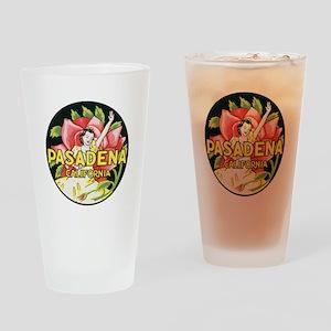 Pasadena Pint Glass
