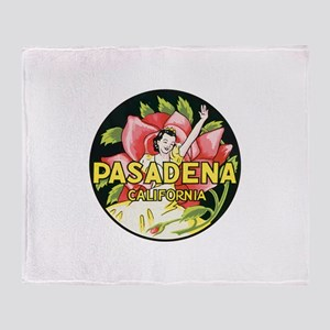 Pasadena Throw Blanket