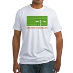 2011 Tour de Coops Fitted T-Shirt