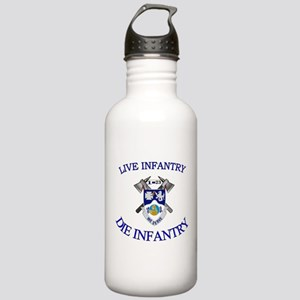 1st Bn 23rd Infantry Stainless Water Bottle 1.0L