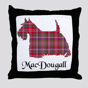 Terrier - MacDougall Throw Pillow