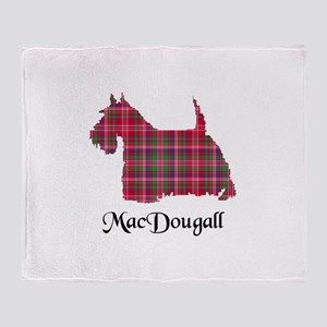 Terrier - MacDougall Throw Blanket