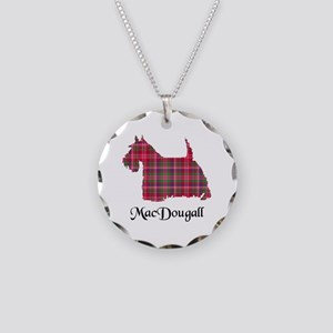 Terrier - MacDougall Necklace Circle Charm