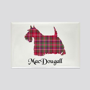 Terrier - MacDougall Rectangle Magnet