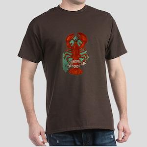 Greetings from Maine Dark T-Shirt