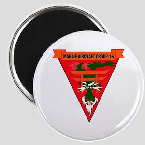 Marine Aircraft Group 16 Magnet