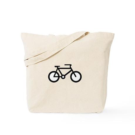 Bicycle Image Tote Bag