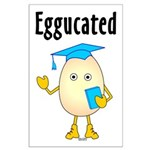 Eggucated Large Poster