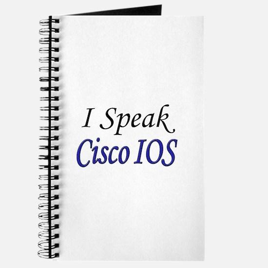 """I Speak Cisco IOS"" Journal"